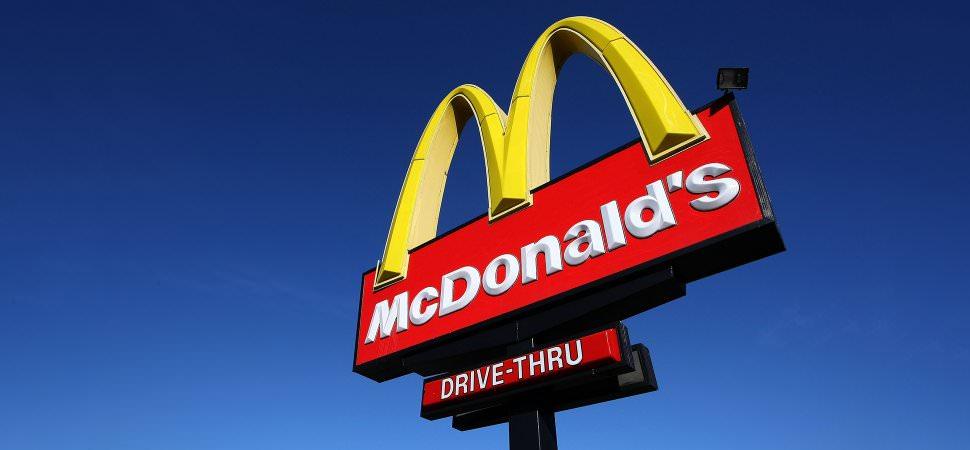 شركة ماكدونالدز- McDonald's