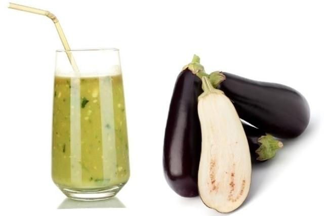 عصير السموم الباذنجان