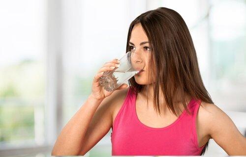 تأخذ المياه