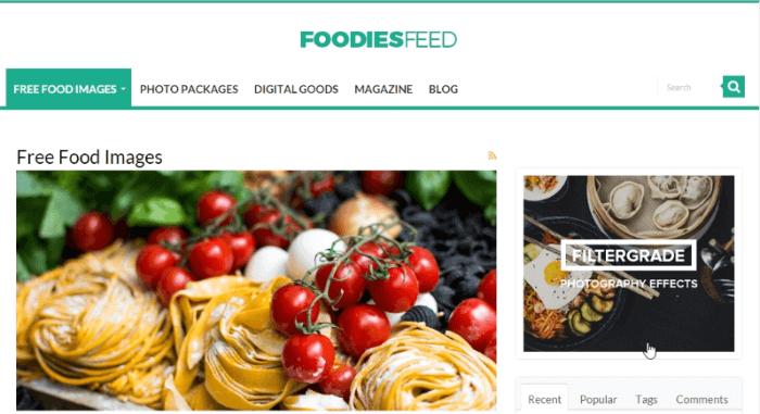 Foodiesfeed - أفضل البنوك صورة مجانية