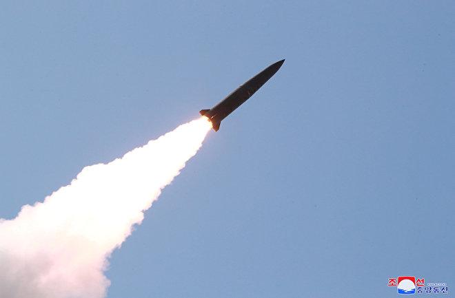 إطلاق الصواريخ الكورية الشمالية ، 9 مايو 2019