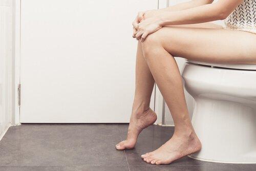 لا قمع الرغبة في الذهاب إلى الحمام