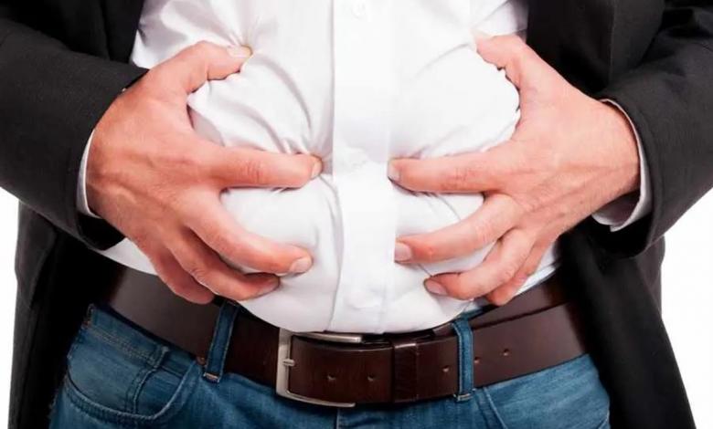 غازات المعدة والأمعاء