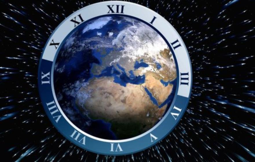 تدور الأرض أسرع من المعتاد