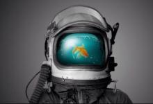 الأسماك على القمر