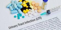 المضادات الحيوية لالتهابات المسالك البولية
