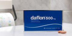 دافلون ( daflon ) : الاستخدامات والآثار الجانبية