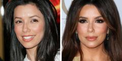 10 صور قبل وبعد لمشاهير يثبت أن المرأة تتفتح مع تقدم العمر