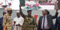 البنود التي عطلها البرهان من الوثيقة الدستورية السودان