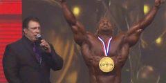 بيج رامي يفوز في أولمبيا 2021