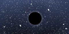 هل يحتوي كل ثقب أسود على تفرد؟