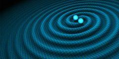 هل يمكن للجاذبية أن تشكل موجات؟