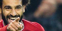 كم عدد اهداف محمد صلاح مسيرته حتى الآن