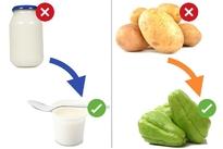 نصائح بسيطة لانقاص الوزن دون التضحية