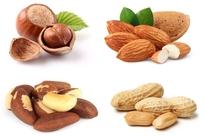 تناول الأطعمة الغنية بفيتامين E