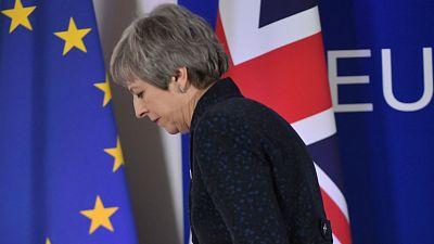 """تيريزا ماي ، رئيس الوزراء الذي فشل مع """"خروج بريطانيا من الاتحاد الأوروبي"""""""