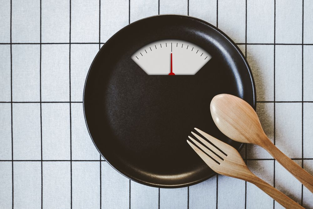 الحيل لانقاص الوزن