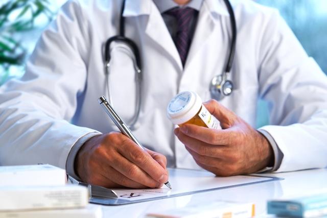 الأدوية مع وصفة طبية فقط