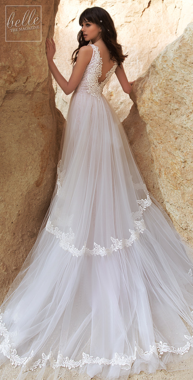 Katherine Joyce Wedding Dress Collection 2020 - Wind Desert