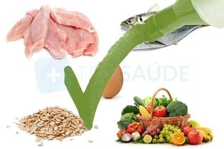 ماذا تأكل في الحمل