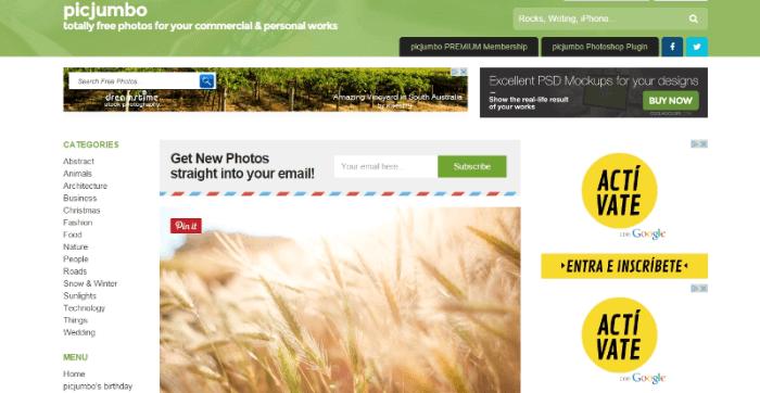 Picjumbo - أفضل البنوك صورة مجانية
