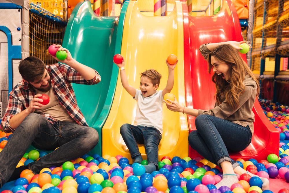 اجعل الاطفال سعداء