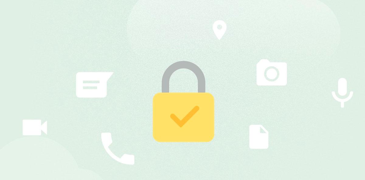 تأمين تطبيقات الرسائل عن طريق التشفير