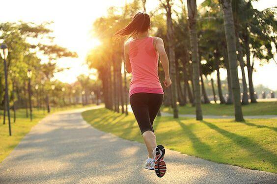 مع التمارين اليومية الأيض يسرع ويقلل من العمر الأيضي