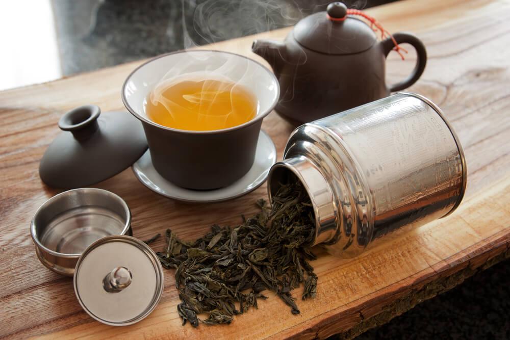 كيفية إعداد الشاي الأسود