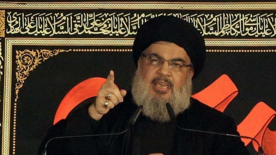 حزب الله يدين محاولة الانقلاب في فنزويلا  إيسبان تي في