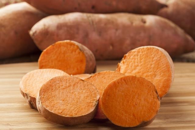 حمية البطاطس الحلوة لكسب العضلات وفقدان الوزن