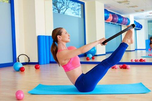 أداء النشاط البدني