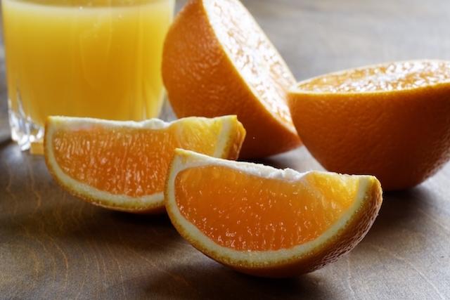 تعلم كيفية فقدان الوزن مع برتقالي