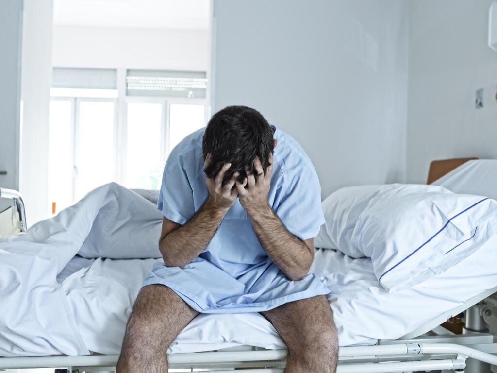 أعراض صدمة hypovolemic
