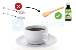 مبادلة السكر لستيفيا