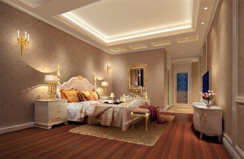 غرف نوم بتصاميم فندقية أنيقة   بالعربي