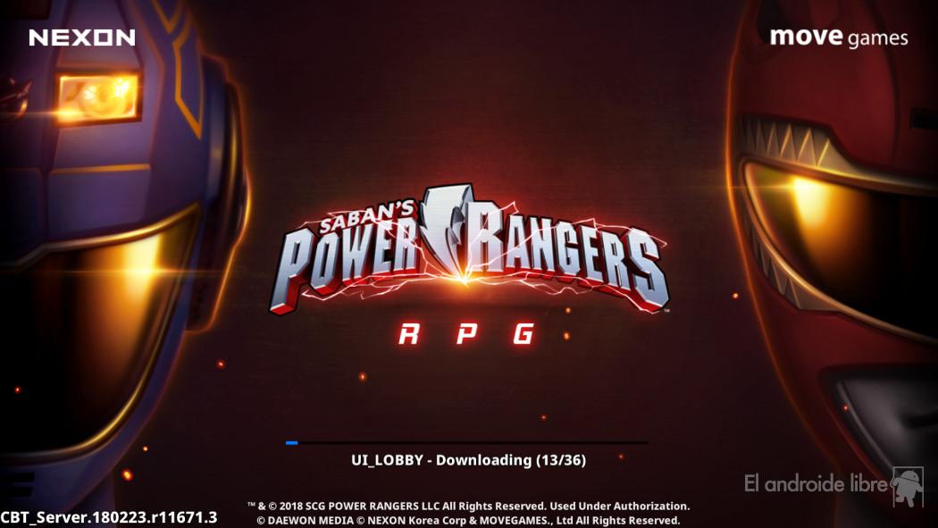 باور رينجرز يمكن الآن قتال على الروبوت الخاص بك: حتى تتمكن من اللعب [أبك]