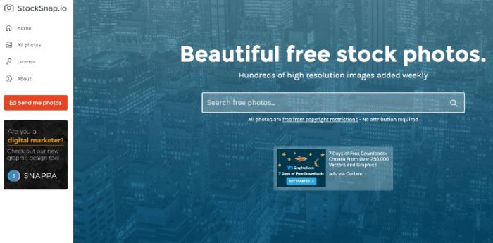 StockSnap io - أفضل البنوك صورة مجانية