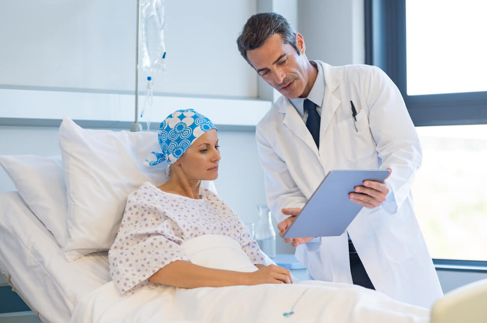آثار العلاج الكيميائي في الجسم