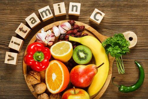 الخضروات الغنية بفيتامين C