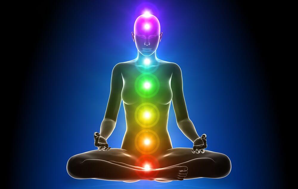 التأمل - الشاكرات - جسم الإنسان - سينسواليتي