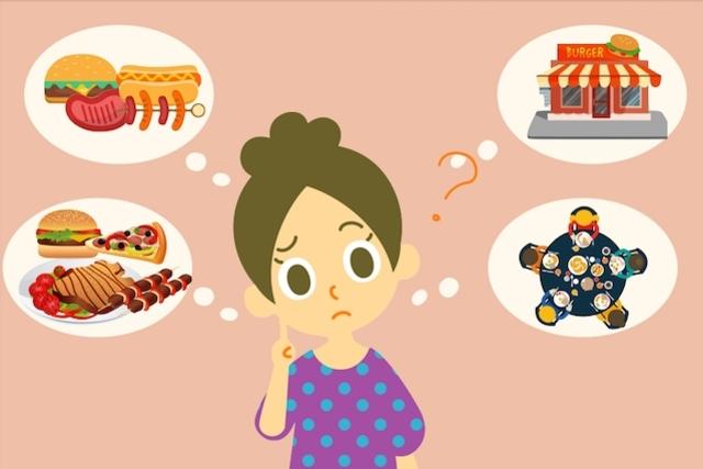 هل تفكر في الطعام طوال الوقت؟