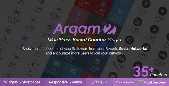 البرنامج المساعد لمكافحة الاجتماعية وورد - Arqam