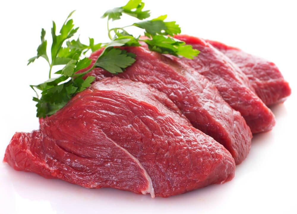 اللحوم الحمراء العجاف